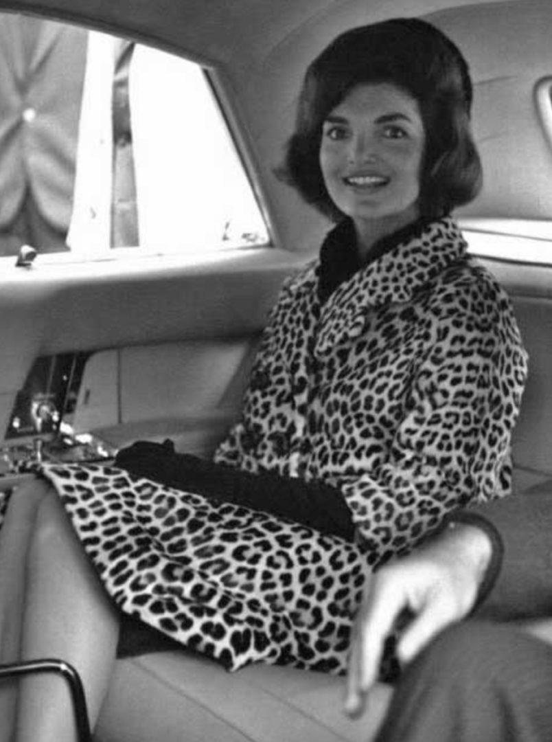 jackio O leopard coat