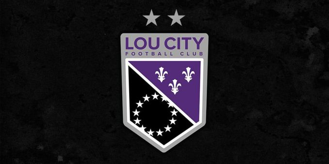 Louisville Football Club Rebranded Crest
