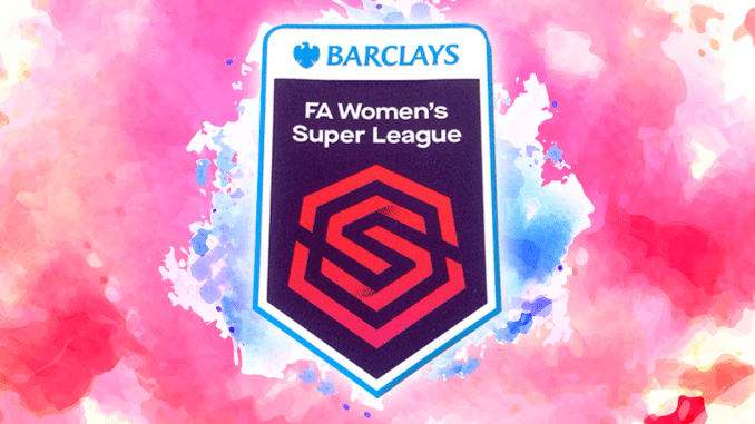 FAWSL Logo on Painted Background