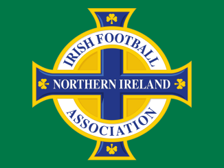 Northern Ireland women's national football team crest.