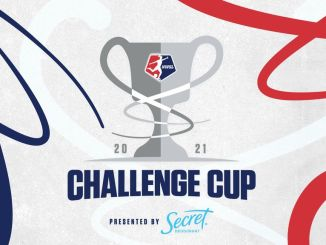 2021 NWSL Challenge Cup graphic.