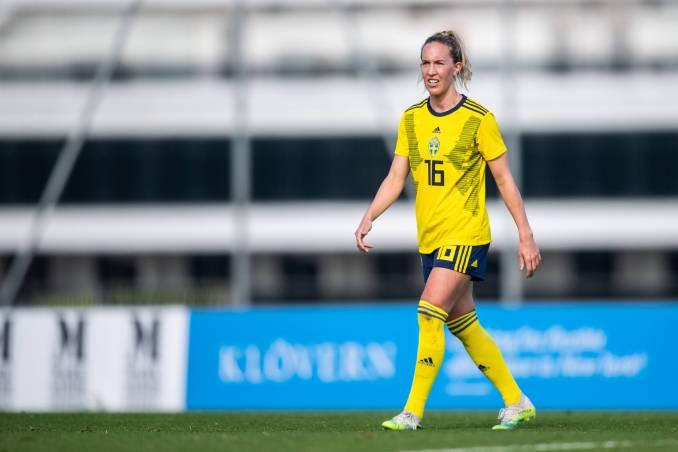 Julia Roddar of Sweden.