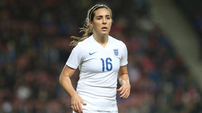 Fara Williams with England