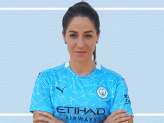 Vicky Losada of Manchester City.