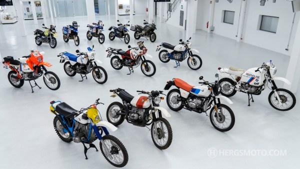 BMW Motorrad celebrates 40 years of BMW GS