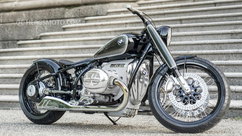 BMW Motorrad Concept R 18.