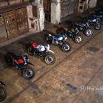 2021 new BMW R nineT models.