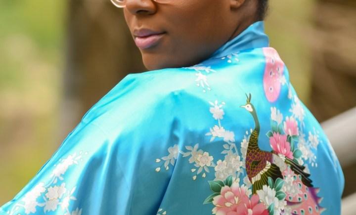 Spring Kimono Robe