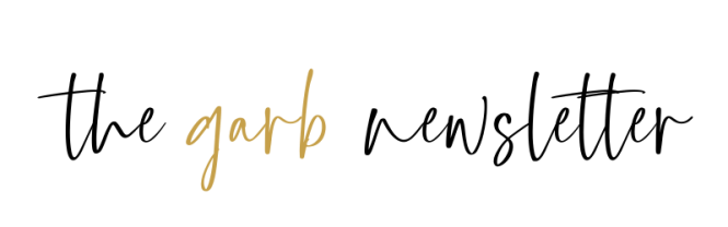 The Garb Newsletter 2