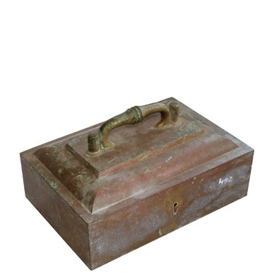 Vettila Chellam Betel Leaf Box Traditional Antique Pan Box