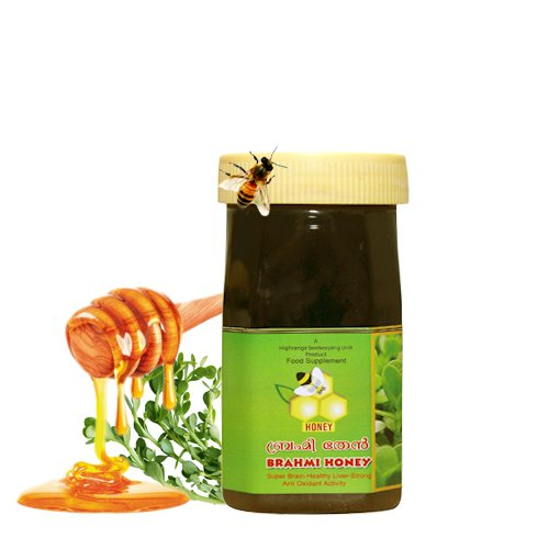 Brahmi Honey Honey ByProduct