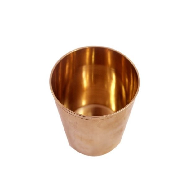 Bronze Tumbler Drinkware : High quality long lasting Bronze made Drinkware set