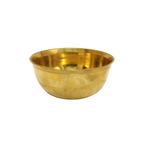 Bronze Curry Bowl Food Serving Dinnerware Set