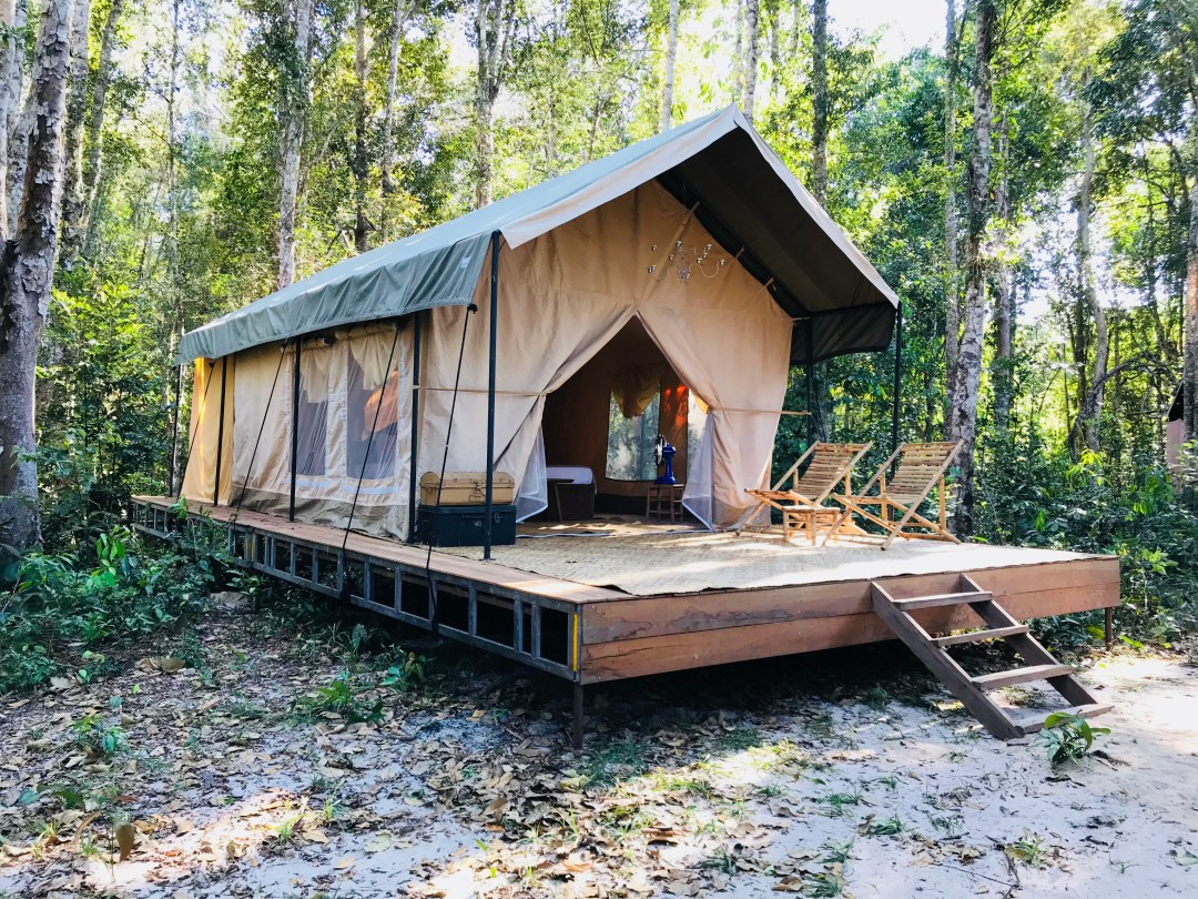 Kulen Luxury Tent