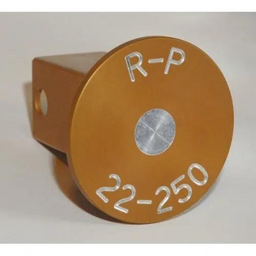 Standard Hitch Cap R-P 22-250