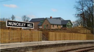 Nunckley Hill Platform