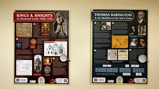 Heritage Room Display Boards