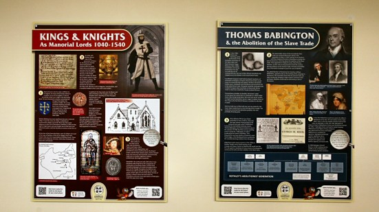 Heritage Room Display Boards