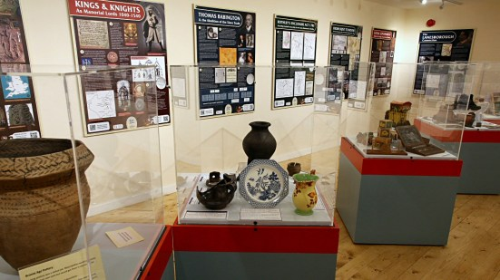Heritage Room Exhibits