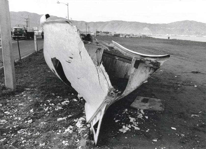petone foreshore 1969 lifeboat 001