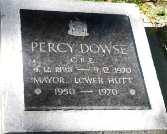percy grave