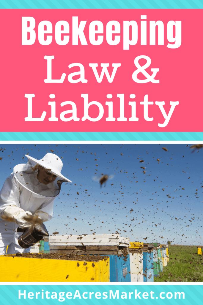 beekeeping laws