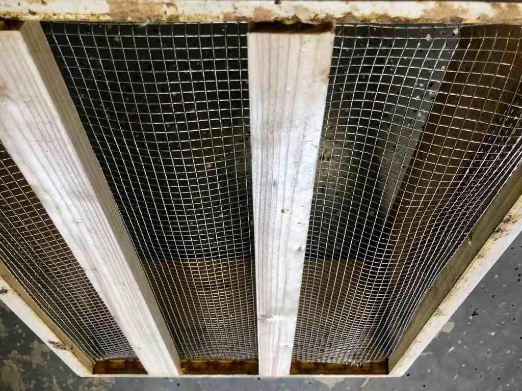 DIY Bee Hive Green Roof 3