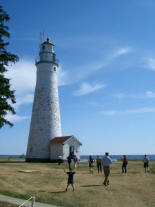 Lighthouse - Lake Huron