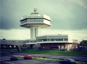 Pennine Tower  Forton Services