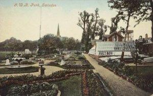 GWR Park (now Faringdon Park), circa 1900