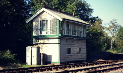 Fig 6  Brundall Signalbox 04-10-2007