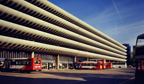 8. Preston Bus Station