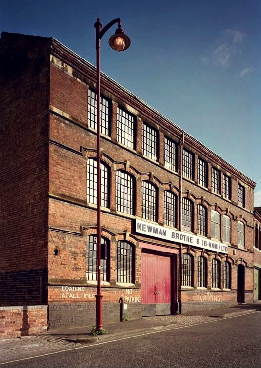 WM NewmN COFFIN WORKS1 (C) English Heritage