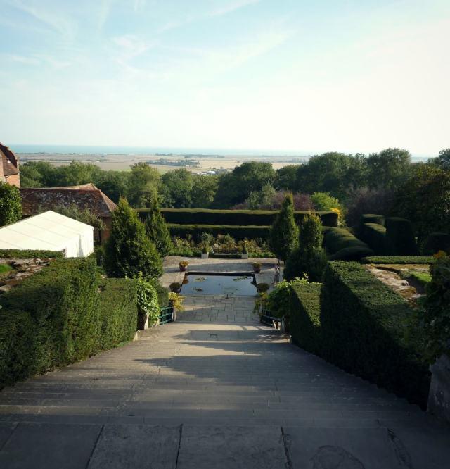 Terraced Garden at Port Lympe © Nina