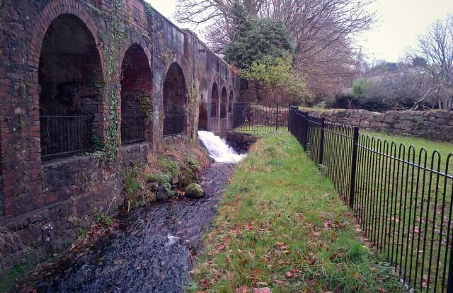 Ivybridge Aqueduct_Copyright Historic England