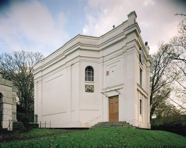 Montefiore Synagogue and Mausoleum, Ramsate, Kent.