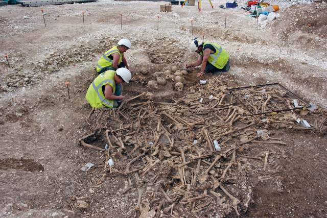 © Oxford Archaeology