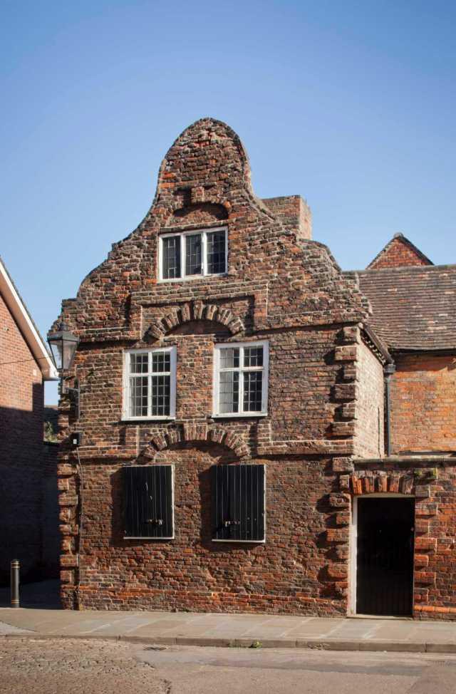 Church House in Wormgate.