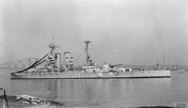 IMAGE 7 - HMS Warspite