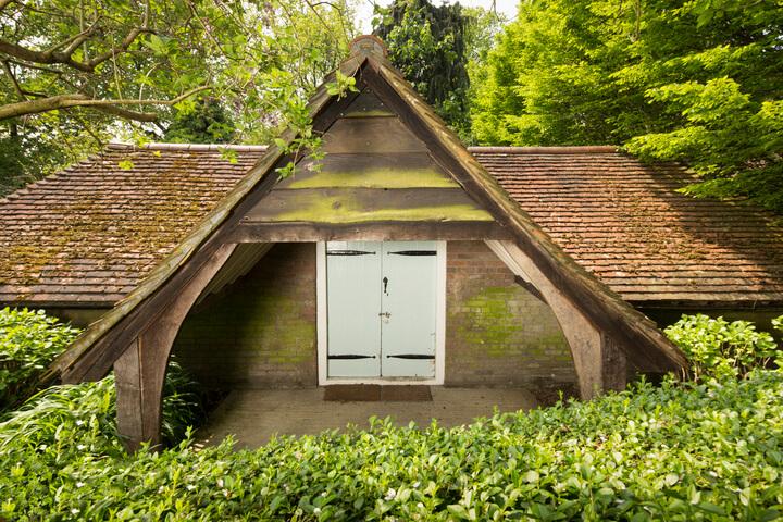 Exterior of Waterlow Court