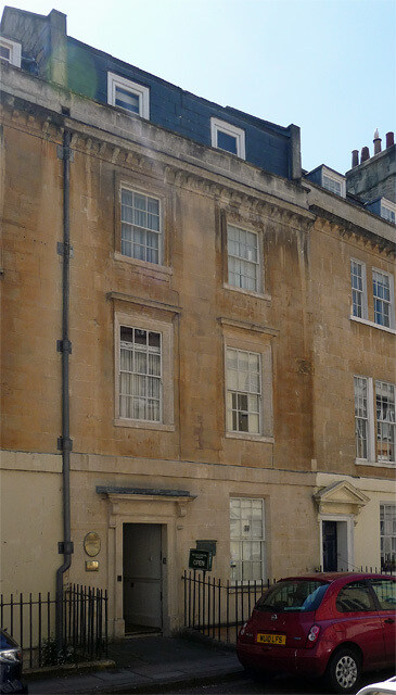 19 New King Street Bath