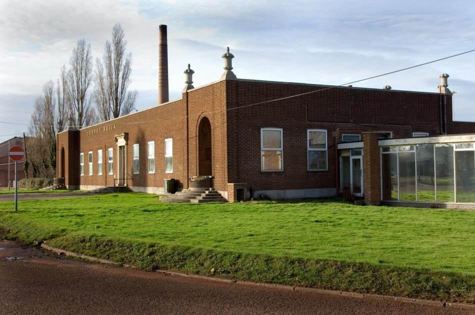 London Brick, Stewartby Brick Works, Stewartby, Bedfordshire