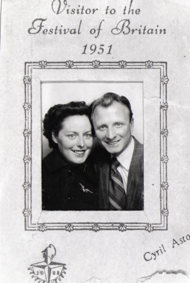 Reg & Joan