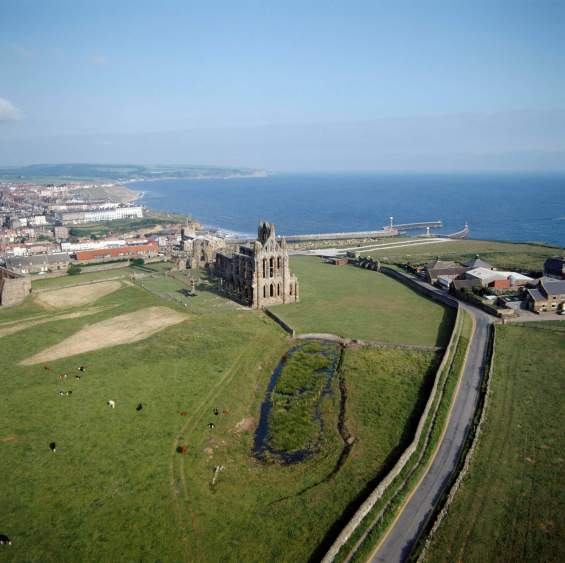 Whitby Abbey K920329