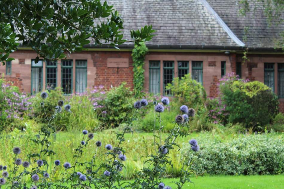 Lady Herbert's Garden and House 1 2017 (Javerya Iqbal) @Historic England