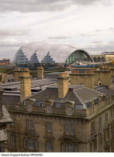 Sage Gateshead 2008 - 2009