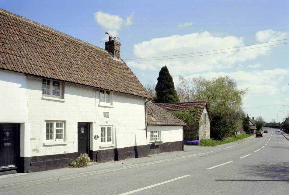 Tolpuddle - dorset he archive aa003441