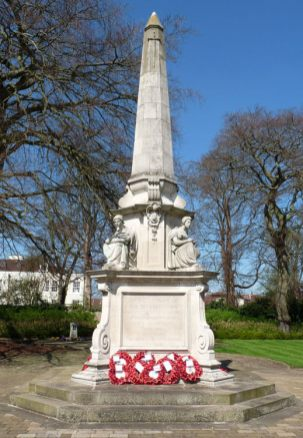 Beverley War Memorial, Yorkshire © Mike Berrell
