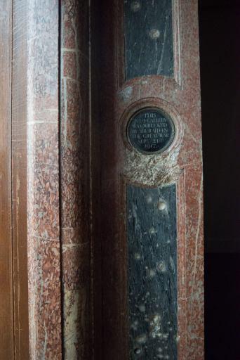 Royal Academy plaque