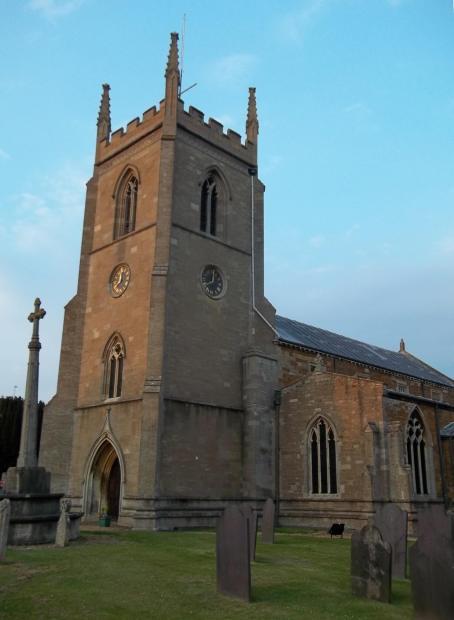 St Wilfrid, Kibworth